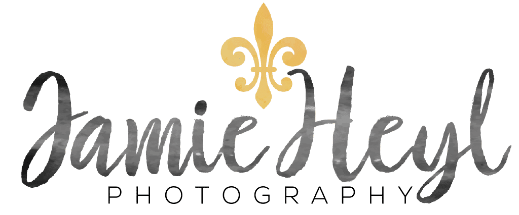 Jamie Heyl Photography - South Louisiana Newborn Baby and Family Photographer