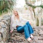 City Park Senior Session – Jade