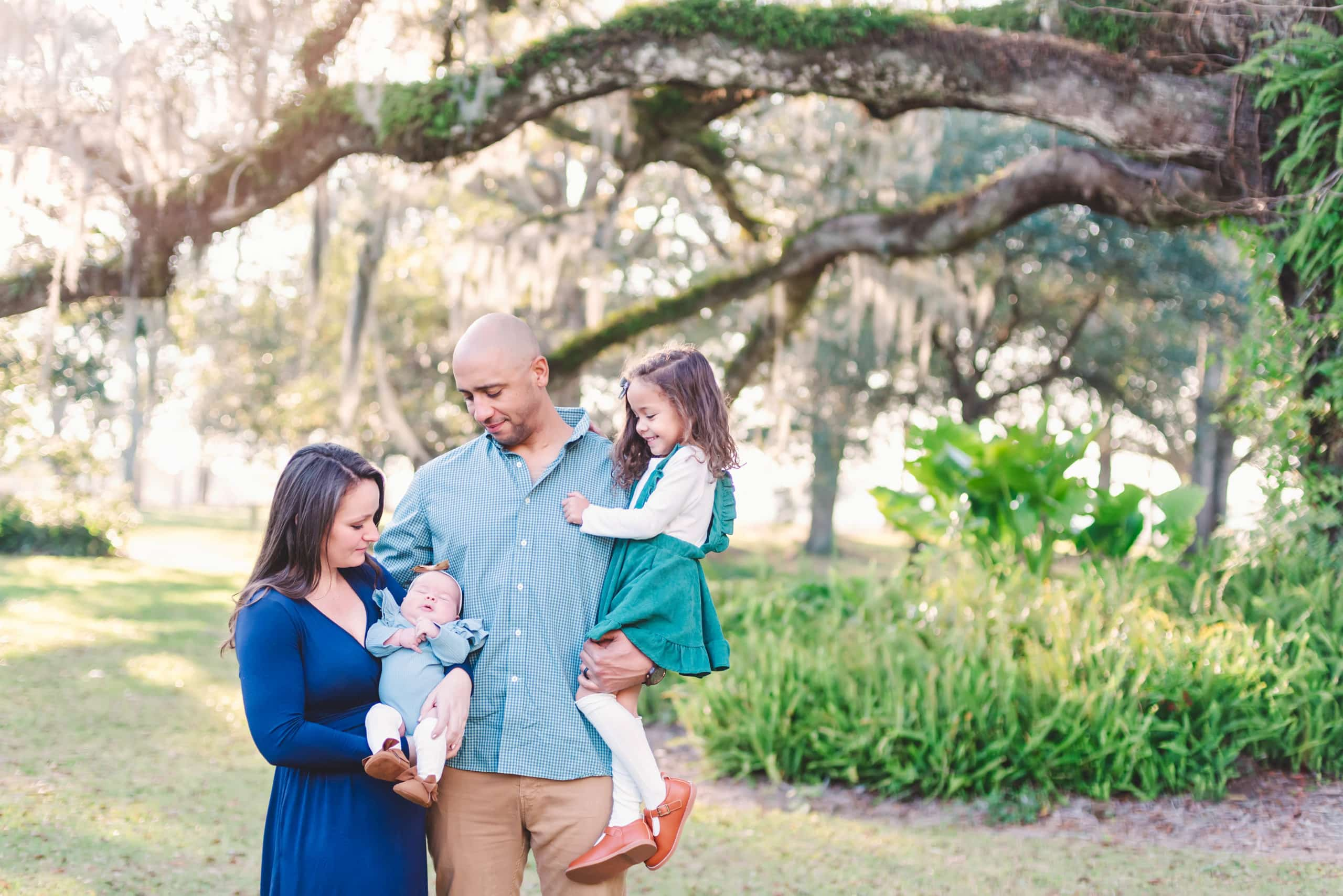 "Ardoyne Plantation Family Photography – The ""T"" Family"